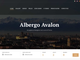 Albergo Avalon